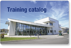 Trainings catalog