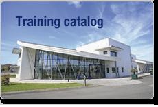 Trainings catalog